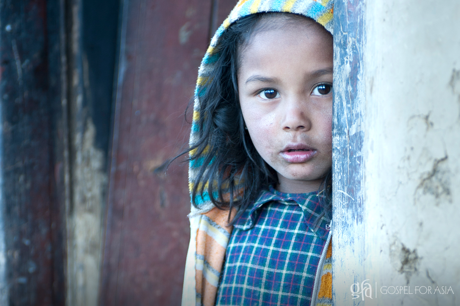 Make a difference in the life of a street child in Asia - KP Yohannan - Gospel for Asia